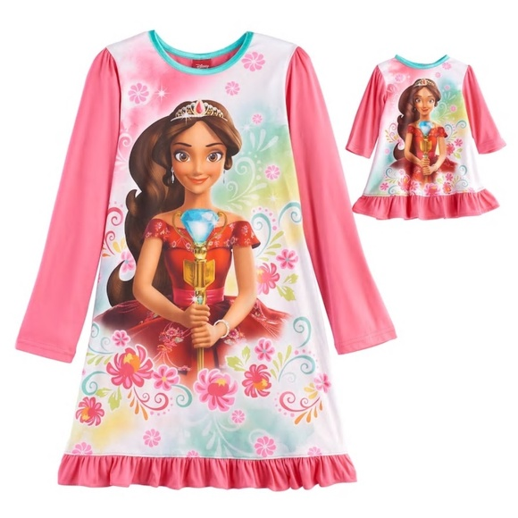 6c424f88dc Elena of Avalon Nightgown and Matching Doll Gown